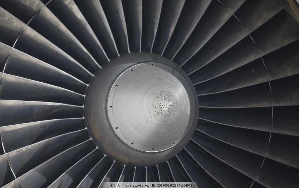 航空发动机涡轮 飞机 航空 发动机 科技 特写 摄影 涡轮 飞机 摄影