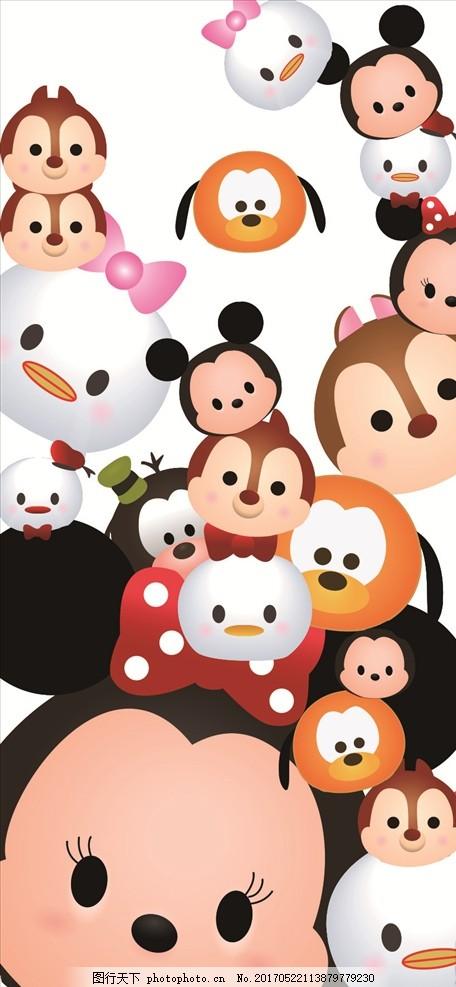 米奇 手机壳 卡通 可爱 米妮 迪士尼卡通 设计 动漫动画 动漫人物 30