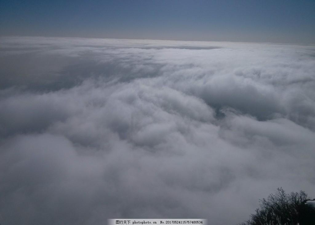 云海 白云 天空 蓝天白云 云朵 摄影 自然景观 自然风景