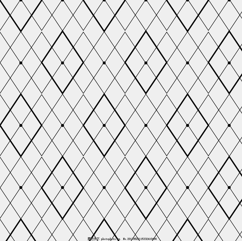网格本手绘设计字体