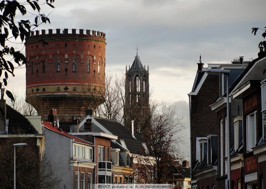 欧洲小镇 欧洲建筑 欧洲风光 欧洲风景 欧式建筑 摄影 国外旅游