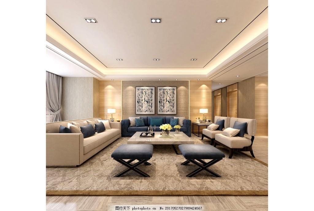 设计图库 环境设计 室内设计  家装客厅效果 室内设计 装饰 装修 混搭