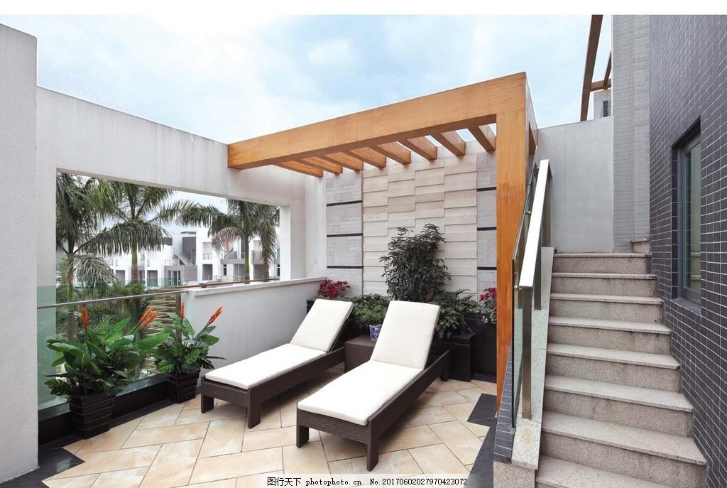 家装露台效果 家装客厅效果 室内设计 装饰 装修 混搭风格 实景图