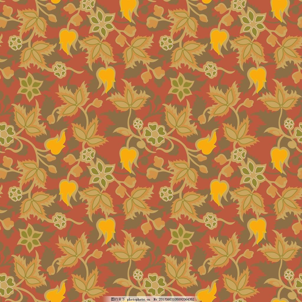 布料纹理背景 底纹背景 欧式布纹 欧式古典布纹 沙发布纹贴图 田园