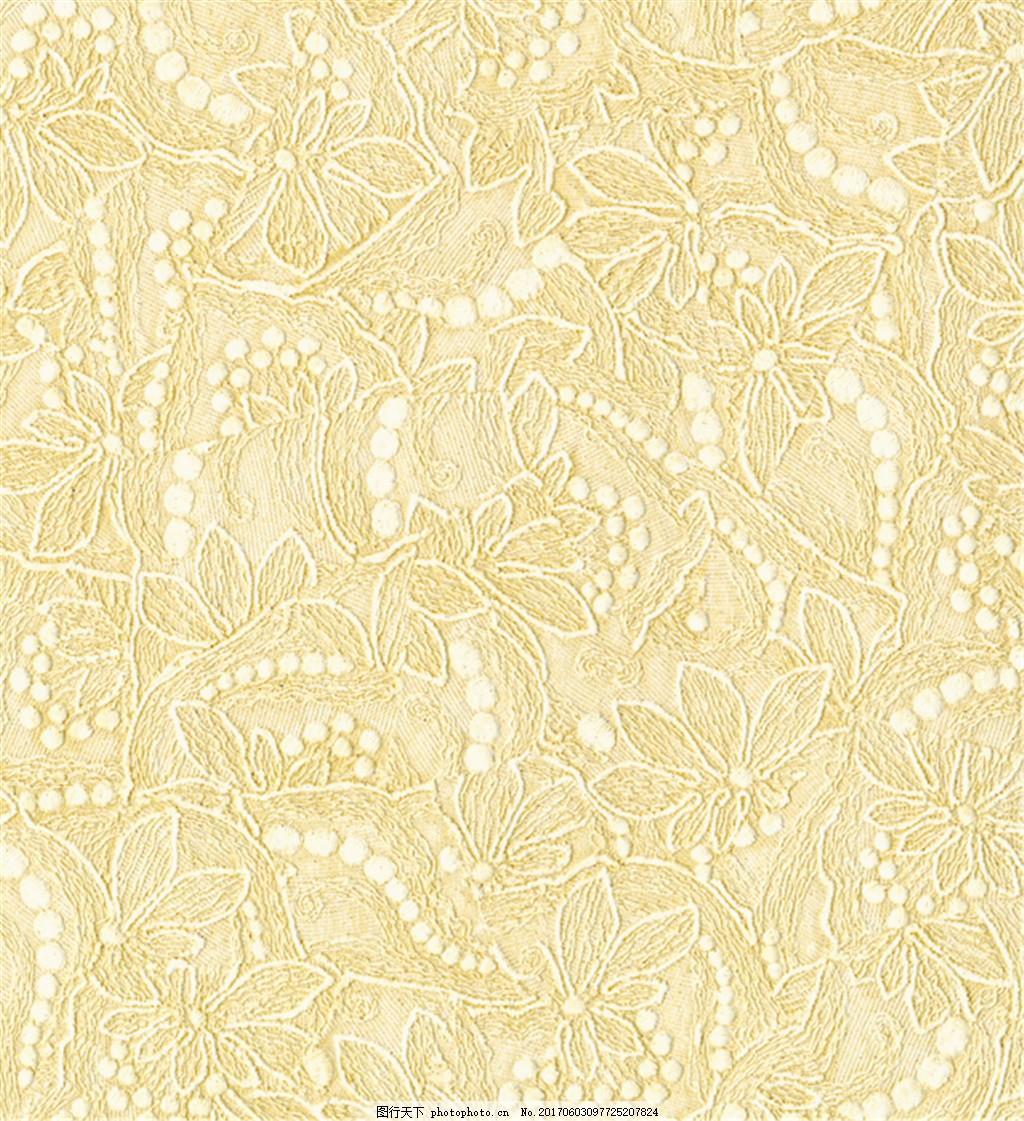 布纹米色花纹壁纸 中式花纹背景 壁纸素材 无缝壁纸素材 欧式花纹 jpg