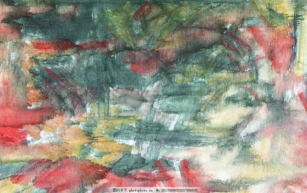 抽象装饰 画色块 油画抽象画 无框画抽象画 装饰抽象画 油画 创意抽象