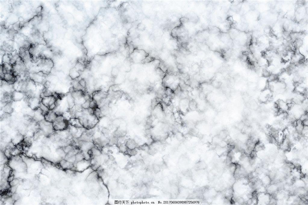 黑白大理石纹理贴图