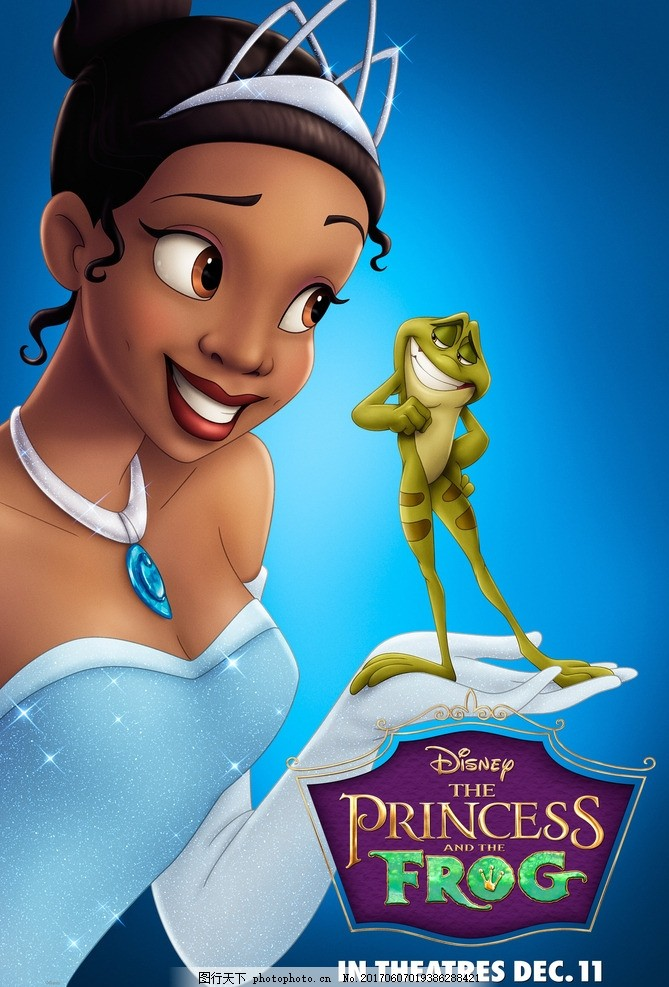 公主和青蛙 青蛙公主 青蛙王子 格林童话 新奥尔良 黑暗魔法 青蛙 老