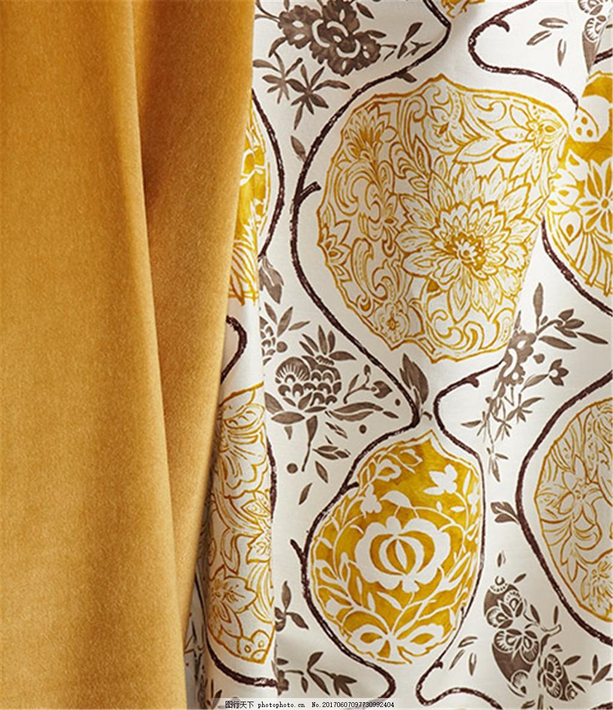 金色花纹布艺壁纸 欧式花纹背景图 jpg 壁纸图片下载 装饰设计 装饰素