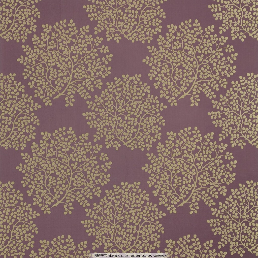 紫色花纹图案壁纸 中式花纹背景 壁纸素材 无缝壁纸素材 欧式花纹 jpg