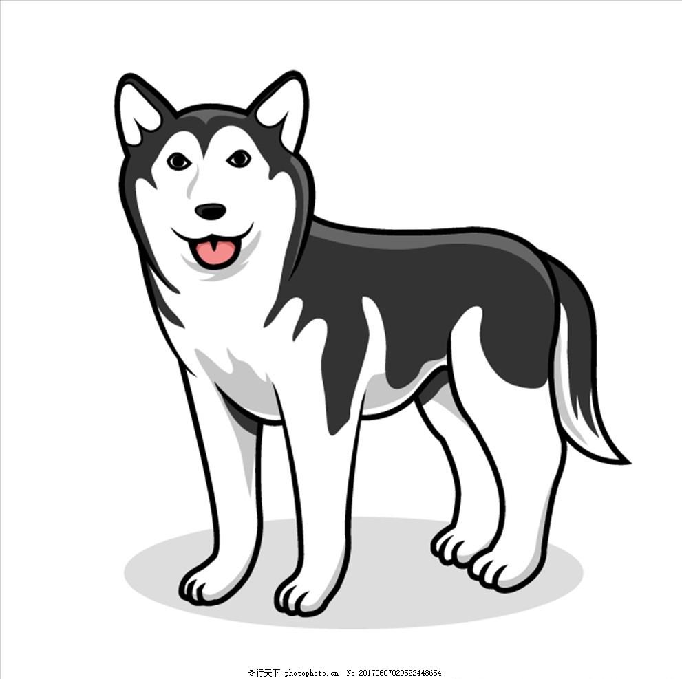 狗爪子 卡通图
