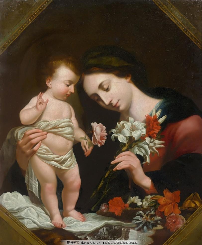 圣母抱子 圣母抱耶稣 圣母玛利亚 耶稣 天主教 耶稣圣诞 设计 人物