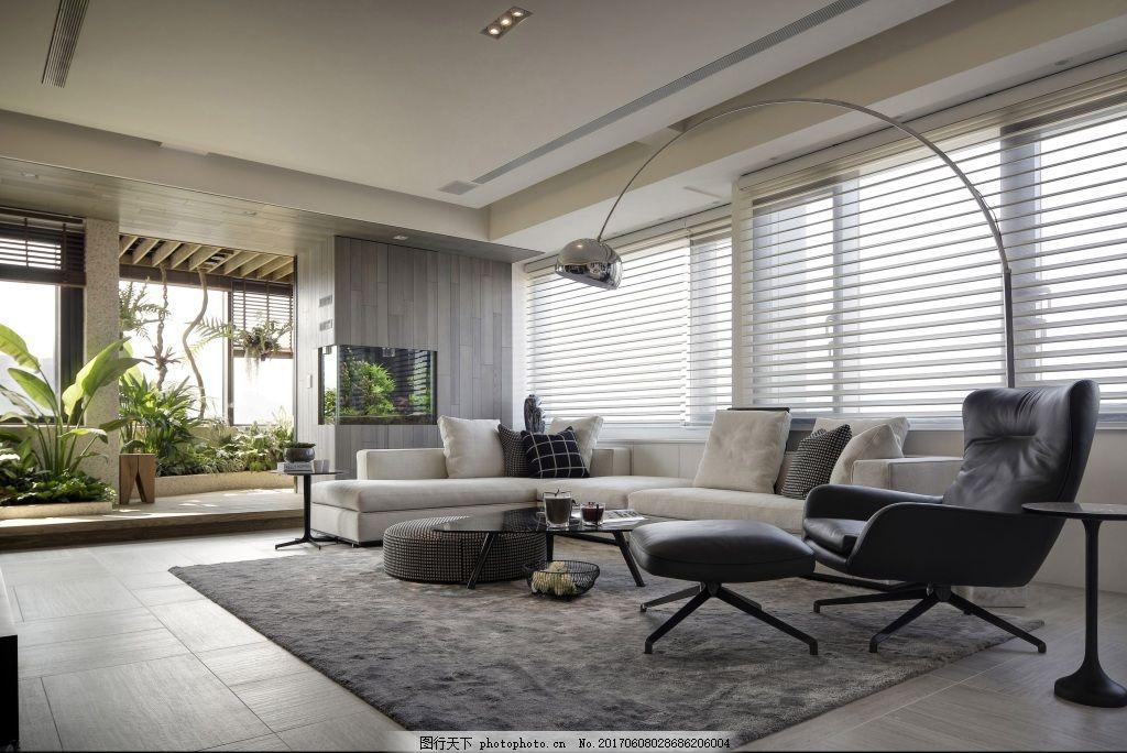 欧式简约客厅装修效果图图片