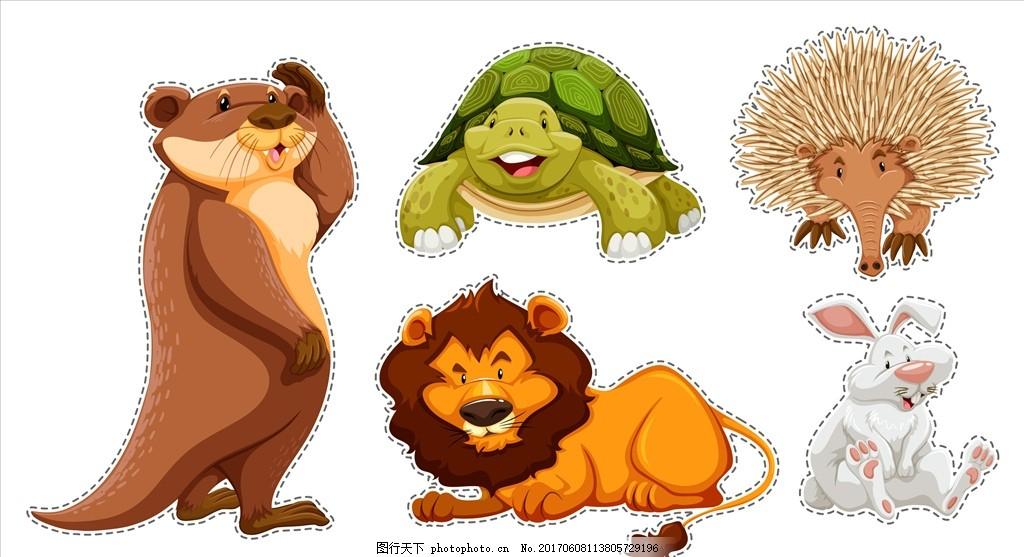 手绘狮子 素描狮子 插画 素描 手绘素描 印第安人 手绘印第安人 卡通