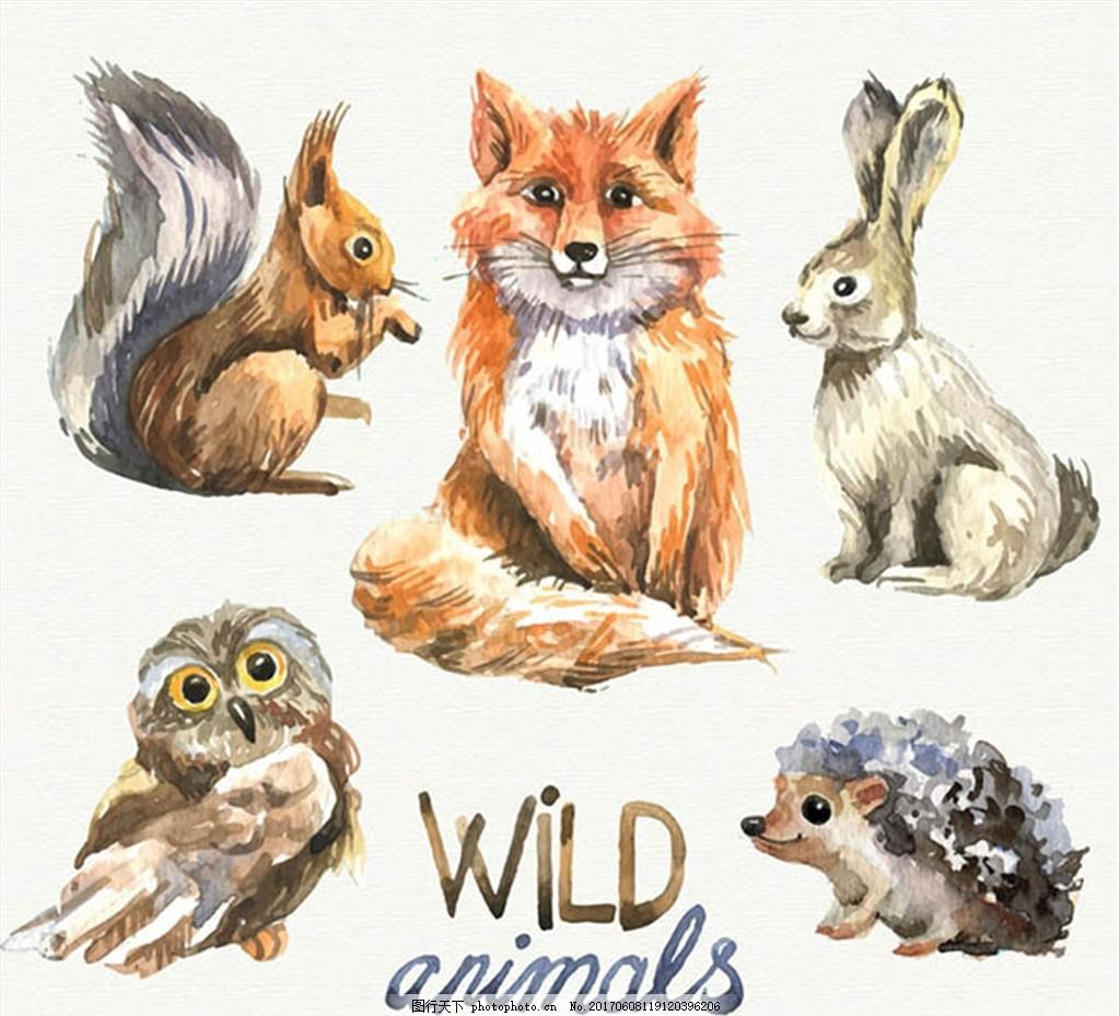 素描 手绘素描 印第安人 手绘印第安人 卡通动物园 动物园 卡通 可爱