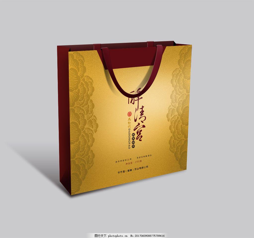 纸袋食品包装设计