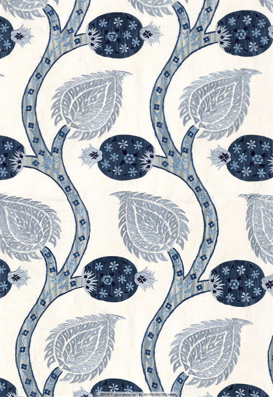 中式花纹布艺壁纸 欧式花纹背景图 jpg 壁纸图片下载 装饰设计 装饰