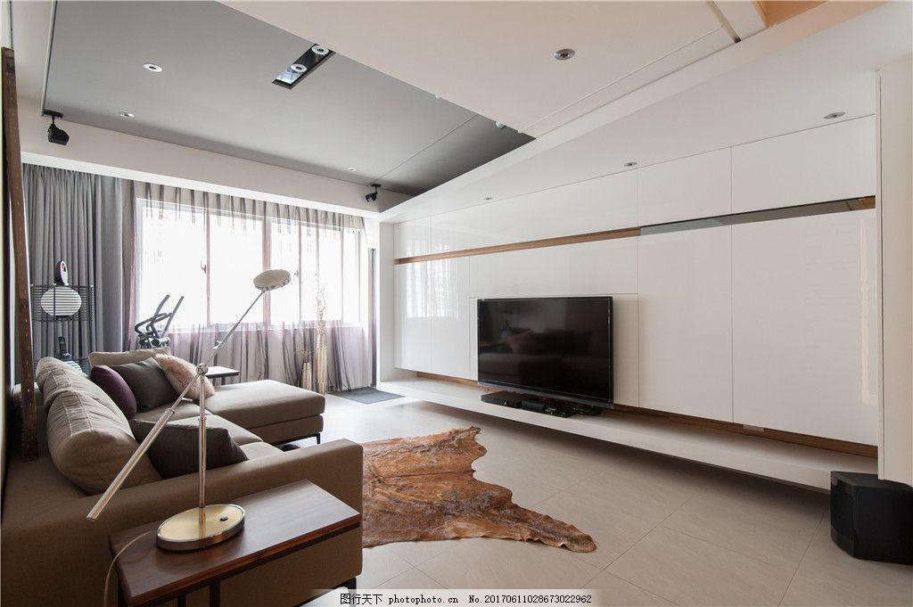 欧式客厅简装效果图