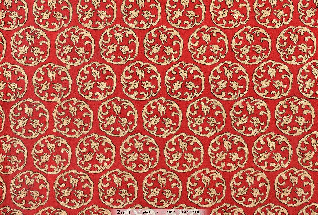 中式古典花纹壁纸
