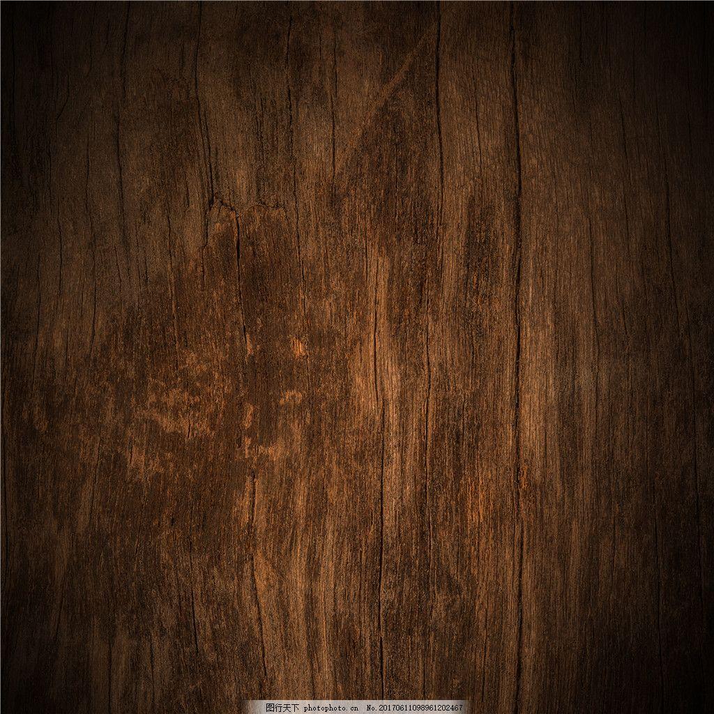 棕色木纹贴图,背景素材 高清木纹 木地板 堆叠木纹-图