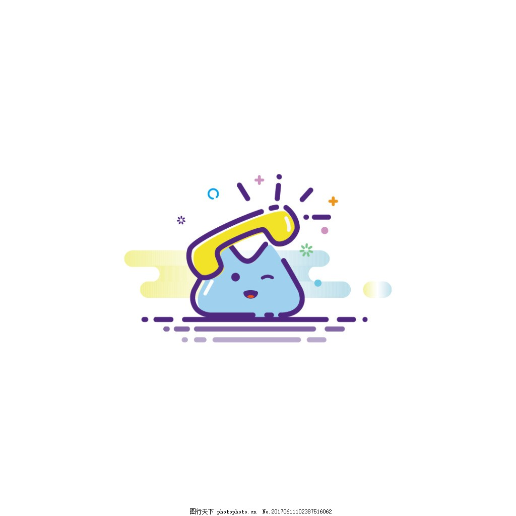电话图标mbestyle 电话 图标 icon      mbe 小清新 蓝 绿 可爱 表情