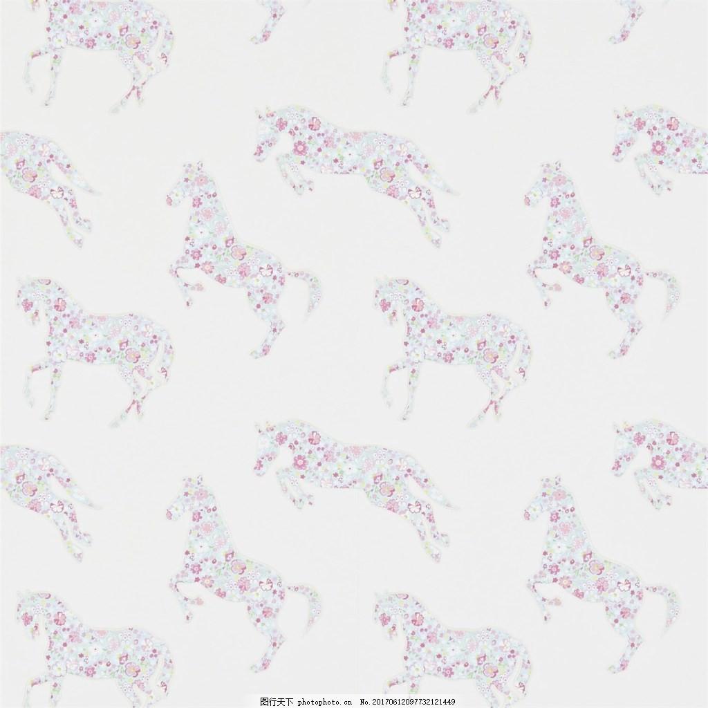 jpg 壁纸图片下载 矢量壁纸 装饰素材 装饰设计 白色 花纹壁纸 布纹