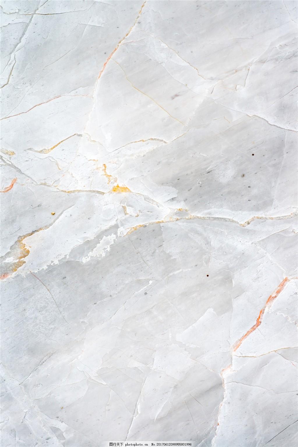 建筑装饰石材_白色大理石纹理贴图图片_材质贴图_环境设计_图行天下图库