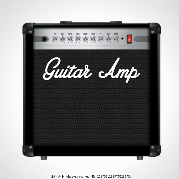 吉他放大器现实设计