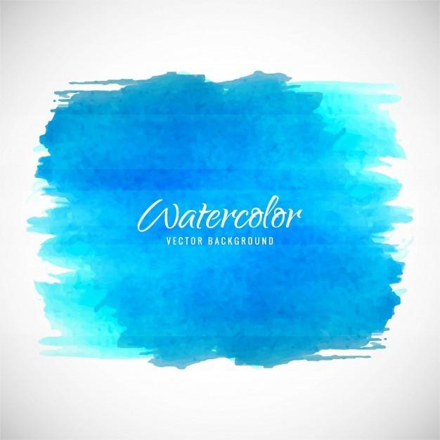 蓝色水彩背景 背景 抽象背景 水彩 抽象 肌理 绘画 艺术 色彩 水墨