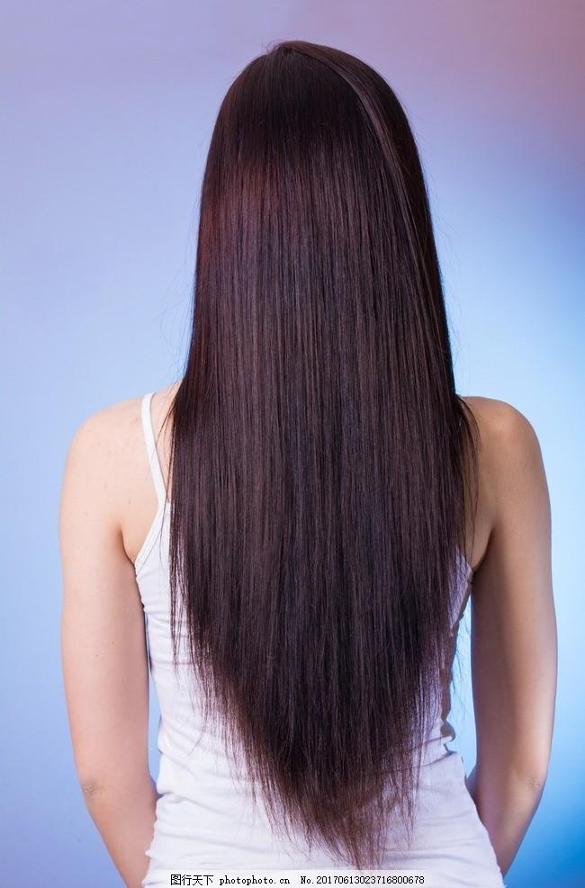 及腰 直发 美女 长发发型 直发发型 发型美女 发型设计 造型设计 女生图片
