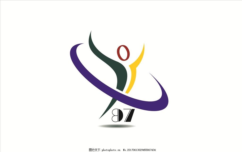 班旗 班徽 旗子      班标 标志 设计 广告设计 班旗 设计 广告设计 l