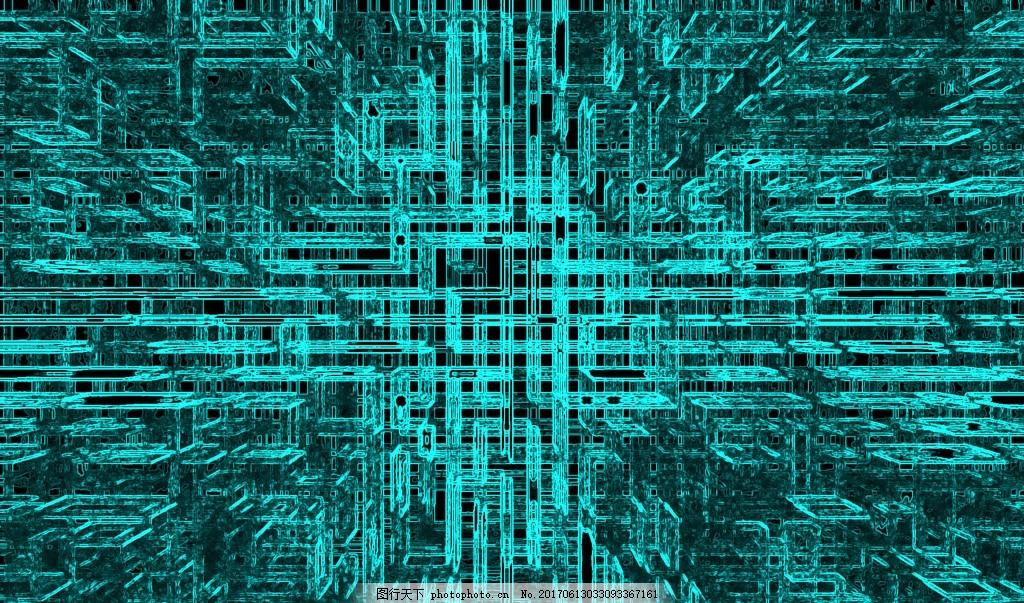 电路背景 滤镜 电路 背景图        抽象 -10 设计 psd分层素材 psd