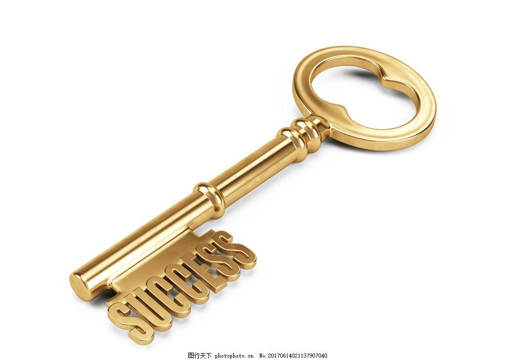 唯美 炫酷 3d 立体 钥匙 金钥匙 设计 3d设计 3d设计 300dpi jpg