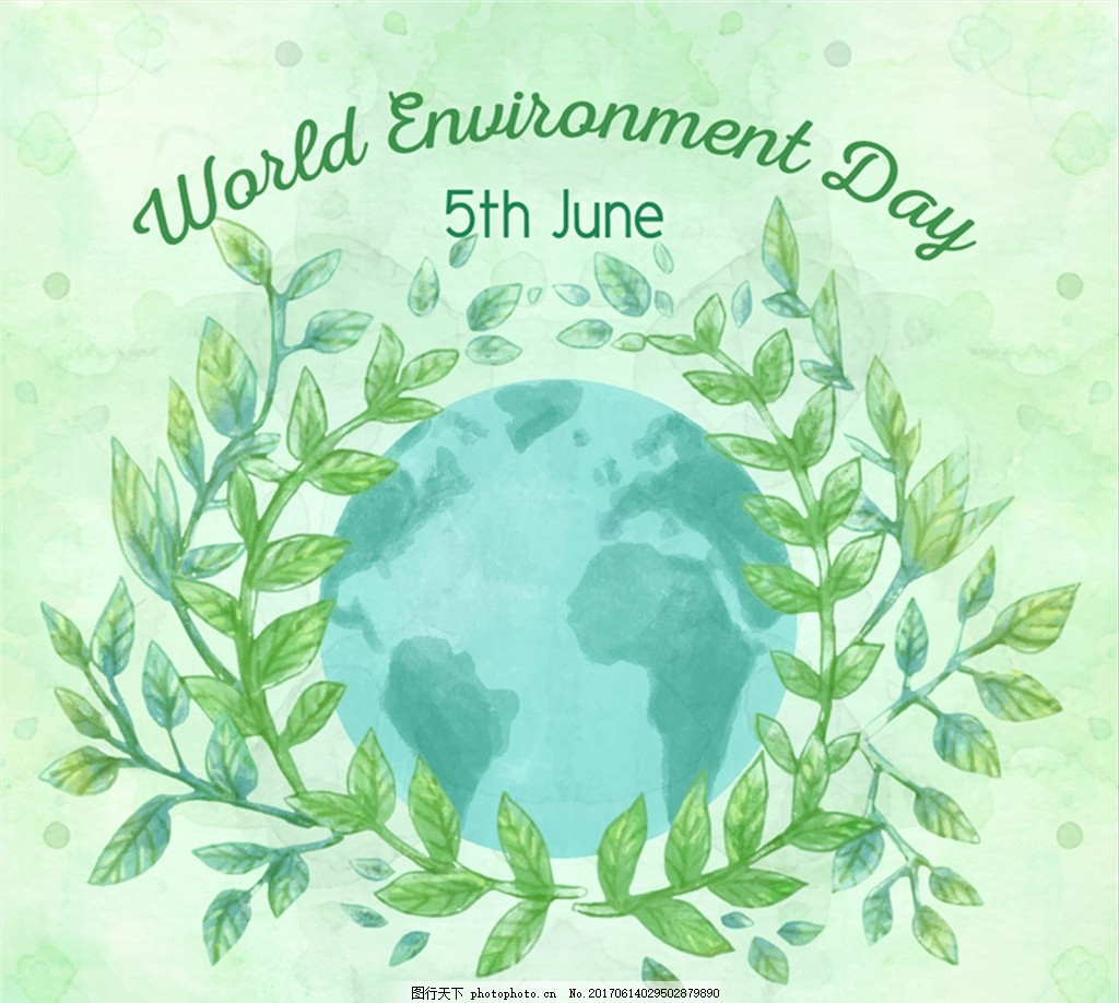 手绘地球 环保 环保海报 环保展板 环保标语 环保封面 环保背景