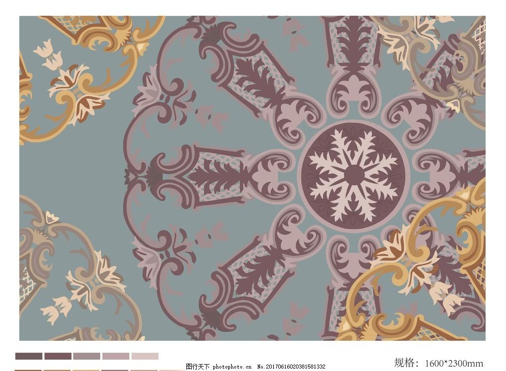 欧式古典花纹 欧式 古典 花纹 藤蔓 纹 设计 底纹边框 花边花纹 ai