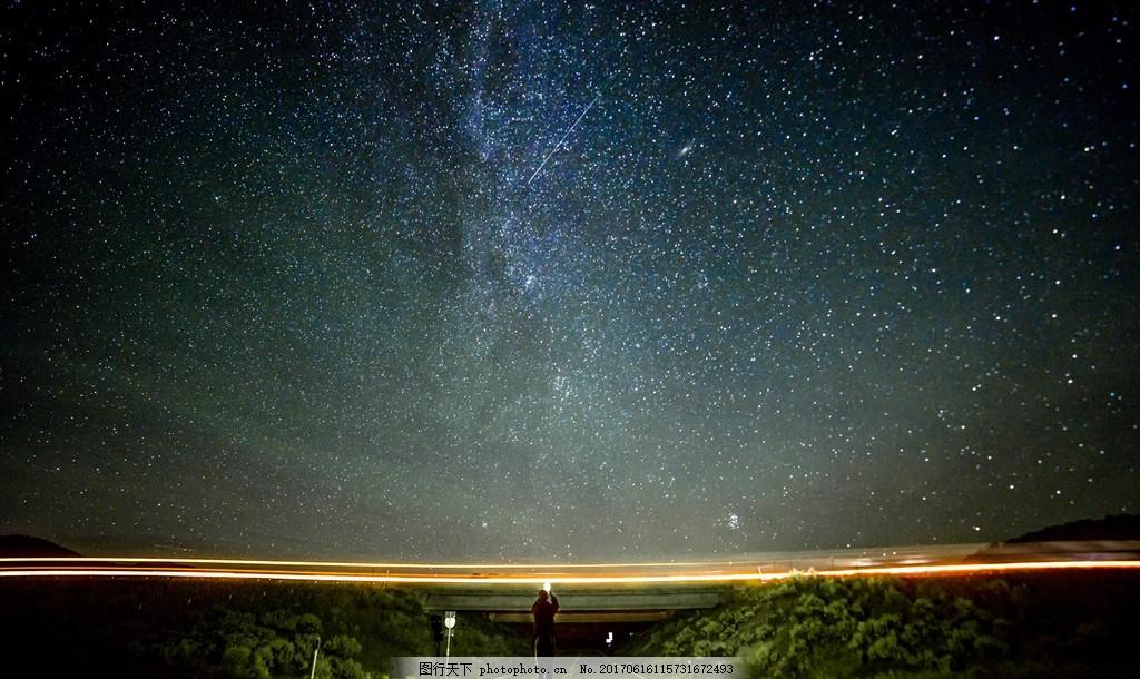星空 夜空 星星 蓝色背景 蓝绿色 夜晚 大图 建筑 室内 摄影
