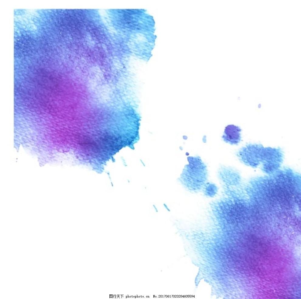 水彩 渐变 水墨 艺术 水彩素材 设计 底纹边框 背景底纹 eps