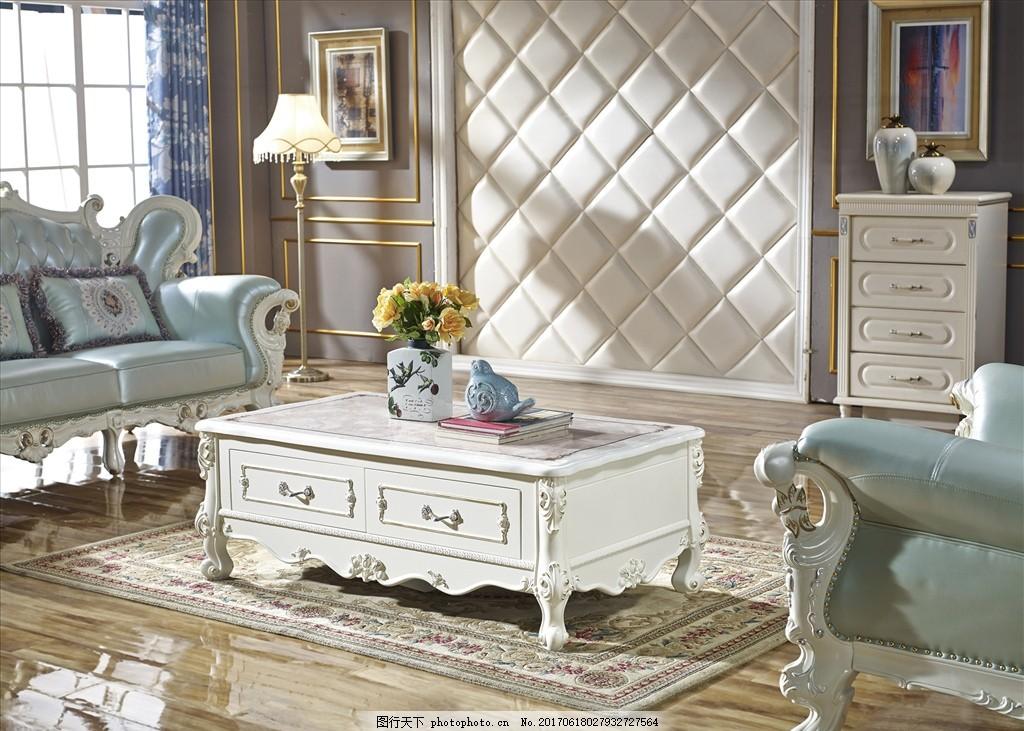 茶几 欧式茶几 白色茶几 玻璃茶几 时尚背景      欧式客厅 时尚客厅