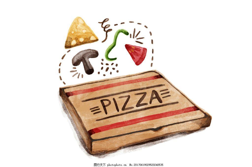 pizza 比萨 披萨