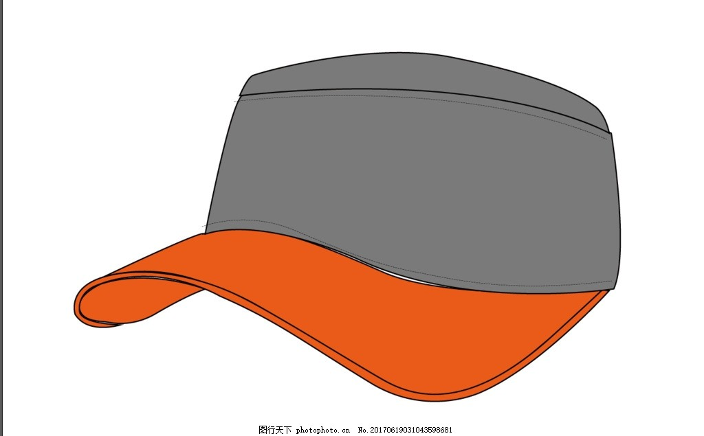 棒球帽正面 棒球帽 棒球帽设计图 棒球帽侧面 帽子 设计 广告设计