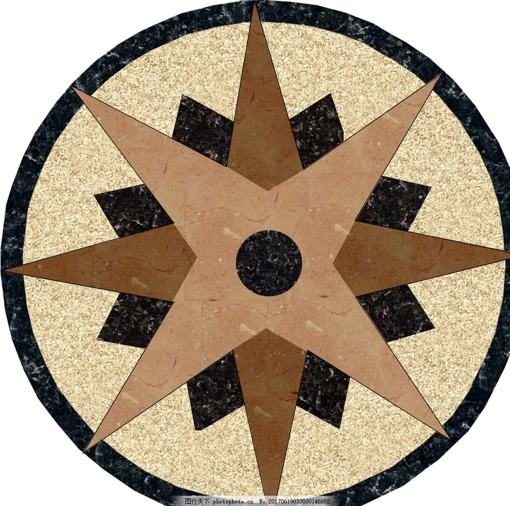 地面拼花贴图,地毯花纹 家装 拼花花纹 石材拼图 欧式