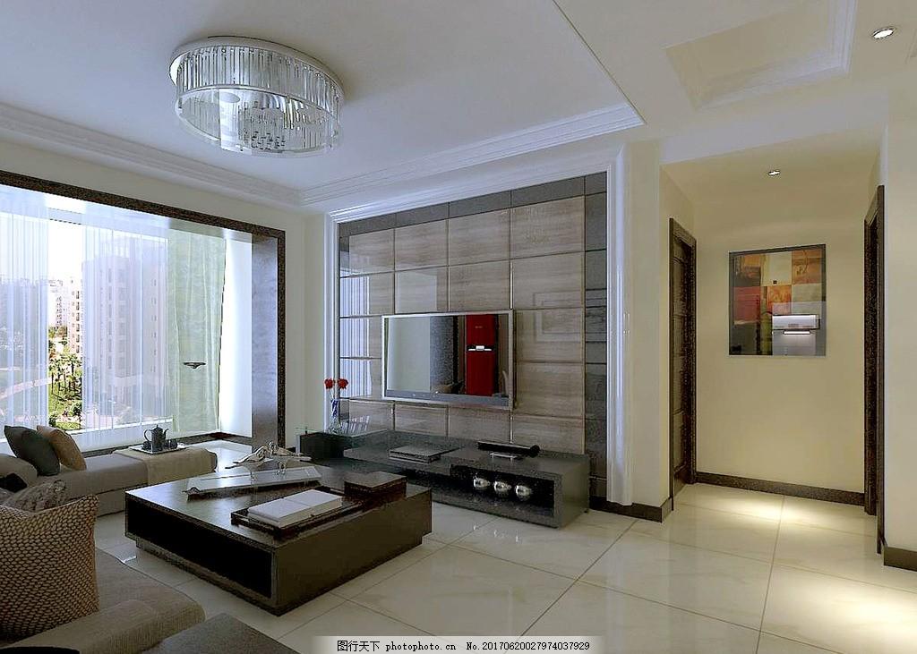客厅效果图 装饰 装修 家装 室内设计效果图未分类