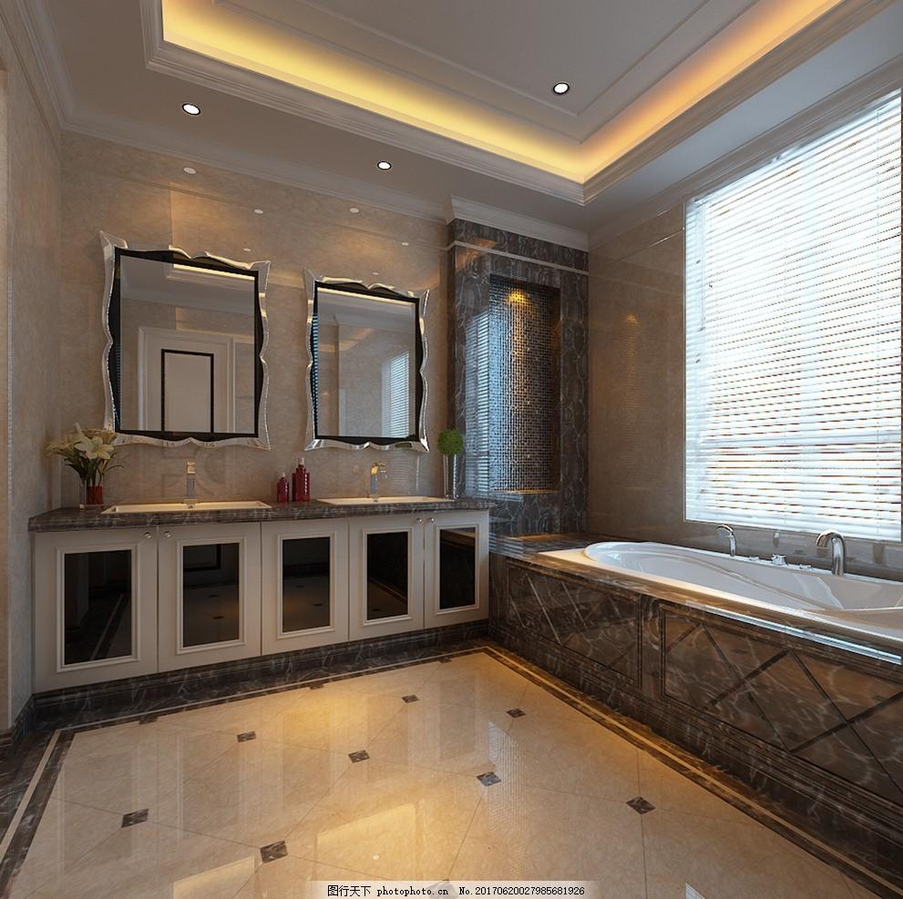 室内设计 装饰 装修 家装        欧式风格 奢华 别墅豪宅