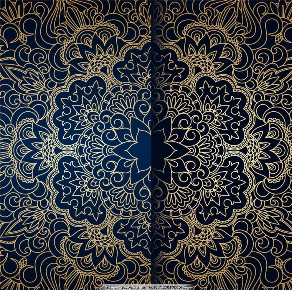 欧式古典 服装花纹图案 服装印花 卡通 民族花纹 民族花卉 欧式花纹