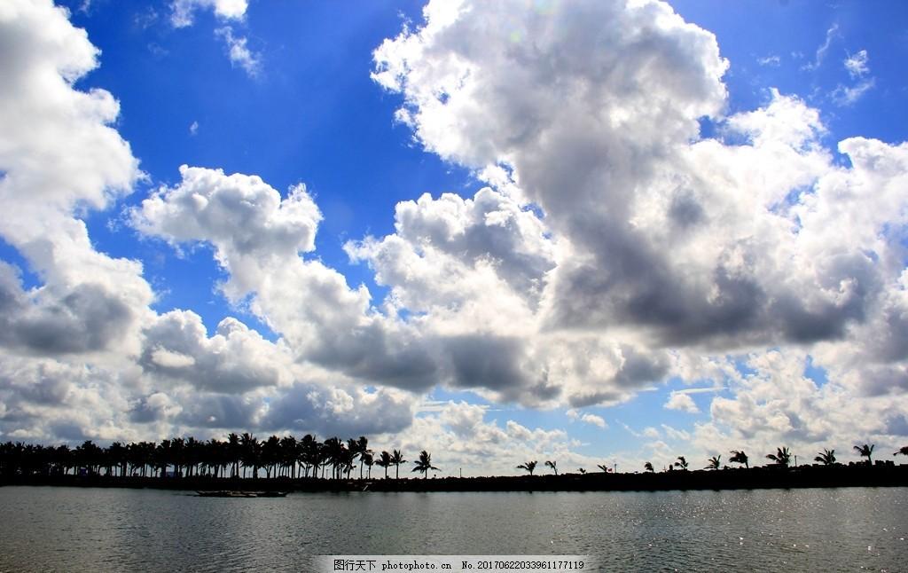 湛江海滨公园美景图片