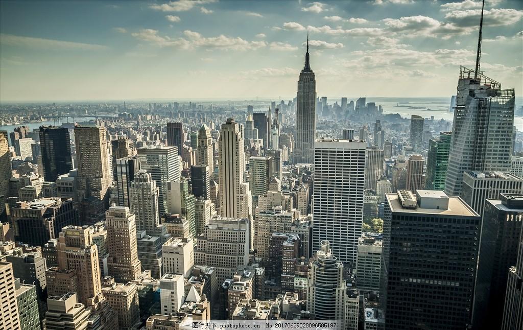 城市俯视摄影照片 鸟瀚图 建筑 高清壁纸 背景图 建筑园林 建筑摄影
