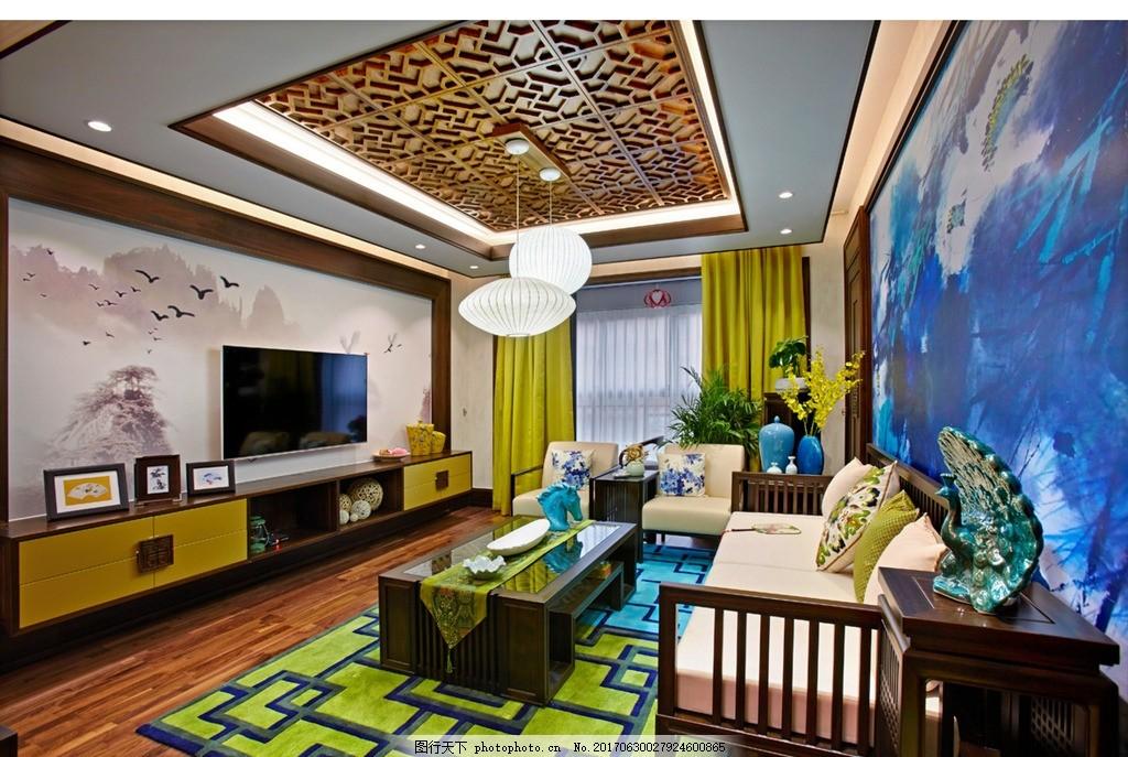 设计 环境设计 书房 简约 中式 欧式 古典 家装 家装设计 家装风格