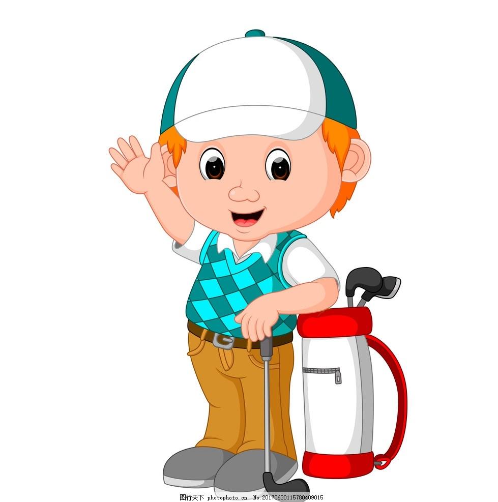 医生 厨师 农民 学生 电工 维修工 邮差 驯马师-简笔画厨师职业人物